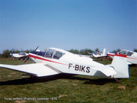 F-BIKS - Sorry for my poor English. I was launched on F-BIKS in summer 1976. Rémy Laven (France) - by Rémy Laven