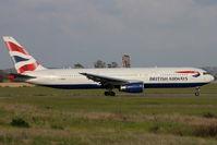 G-BNWB @ LIRF - Take off