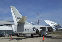 147666 - Douglas KA-3B Skywarrior at the Oakland Aviation Museum, Oakland CA - by Ingo Warnecke
