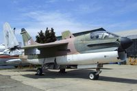 159301 - LTV A-7E Corsair II at the Oakland Aviation Museum, Oakland CA - by Ingo Warnecke