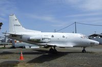 60-3504 - North American CT-39A Sabreliner at the Oakland Aviation Museum, Oakland CA