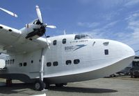 N9946F - Short Solent Mk 3 at the Oakland Aviation Museum, Oakland CA