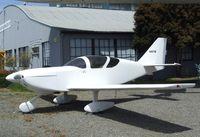 N4473W - Glasair (R I White) Glasair I (SH-2) at the Oakland Aviation Museum, Oakland CA