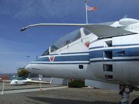 159381 - Hawker Siddeley (MDD) TAV-8A Harrier at the Oakland Aviation Museum, Oakland CA