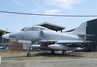 154332 - Douglas TA-4J Skyhawk at the Oakland Aviation Museum, Oakland CA
