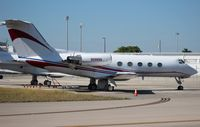 N588SS @ OPF - Gulfstream II - by Florida Metal