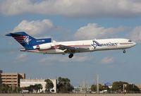 N598AJ @ MIA - Amerijet Cargo 727