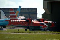 C-FAYN @ EGDX - In temporary storage. - by Carl Byrne (Mervbhx)