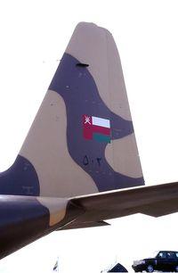 502 @ EGVA - 4 Squadron Oman Air Force. - by Robert Roggeman