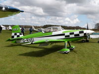 G-RVEI @ EGHP - D. Stephens.