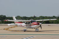 C-FSKL @ GKY - At Arlington Municipal Airport - by Zane Adams