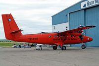 VP-FBB @ CYBW - De Havilland Canada DHC-6-300 Twin Otter [783] (British Antartic Survey) Calgary-Springbank~C 22/07/2008