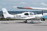 C-GCUZ @ CYBW - Cirrus Design SR-22GTS [1533] Calgary-Springbank~C 22/07/2008 - by Ray Barber