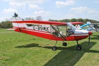 G-BUWK @ EGHP - Rans S-6ES Coyote II at Popham - by moxy