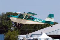 N54BY @ KOSH - American Champion 7GCBC Citabria [1404-2005] Oshkosh - Wittman Regional~N 30/07/2008 - by Ray Barber