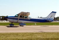 C-GEUB @ KOSH - Cessna 172M Skyhawk [172-63553] Oshkosh - Wittman Regional~N 30/07/2008 - by Ray Barber