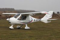 G-CFDP @ EGBR - Flight Design CTSW at The Real Aeroplane Club's Spring Fly-In, Breighton Airfield, April 2013. - by Malcolm Clarke