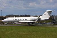 A6-RJB @ EGGW - Royal Jet - by Chris Hall