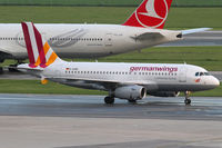D-AGWG @ VIE - Germanwings - by Joker767