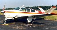 N5667K @ KSUS - 1987, prior to sale to final owner. - by Ivan Bridwell