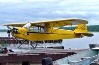 C-FDGU @ CNQ5 - Cub Aircraft J-3C-65 Cub Prospector [159C] Constance Lake~C 19/06/2005 - by Ray Barber