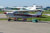 C-FABX @ CYKZ - Cessna 177B Cardinal [177-01461] Toronto-Buttonville~C 22/06/2005 - by Ray Barber