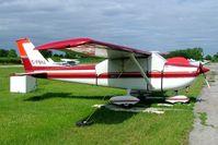 CF-BVJ @ CYRO - Cessna 172K Skyhawk [172-59222] Ottawa-Rockcliffe~C 19/06/2005 - by Ray Barber