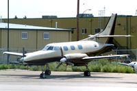 C-FAMF @ CYWG - Swearingen SA.226T Merlin IIIA [T-274] (Perimeter Airlines) Winnipeg-International~C 25/07/2008. - by Ray Barber