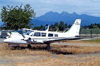 C-GPTH @ CYPK - Piper PA-34-200 Seneca [34-7250086] Pitt Meadows~C 21/07/2008 - by Ray Barber