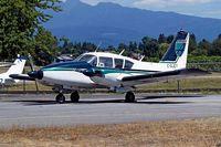C-GJCT @ CYPK - Piper PA-23-250 Aztec C [27-2941] Pitt Meadows~C 21/07/2008 - by Ray Barber