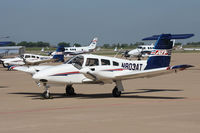 N803AT @ AFW - At Alliance Airport - Fort Worth, TX