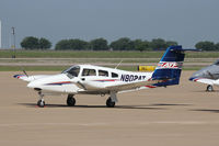 N802AT @ AFW - At Alliance Airport - Fort Worth, TX