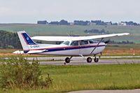 C-GVKH @ CYBW - Cessna 172N Skyhawk [172-71844] Calgary-Springbank~C 22/07/2008 - by Ray Barber