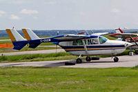C-GGDW @ CYBW - Cessna 337 Super Skymaster [337-0153] Calgary-Springbank~C 22/07/2008 - by Ray Barber