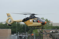 D-HECM @ GPM - Eurocopter at Grand Prairie Municipal - by Zane Adams