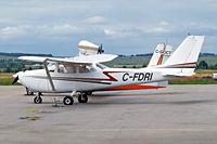 C-FDRI @ CYBW - Cessna 172D Skyhawk [172-50170] Calgary-Springbank~C 22/07/2008 - by Ray Barber
