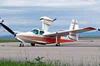 C-GOCT @ CYBW - Lake LA-200 Buccaneer [615] Calgary-Springbank~C 22/07/2008 - by Ray Barber