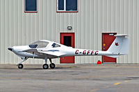 C-GFFC @ CYBW - Diamond DA.20-C1 Katana [C0479] Calgary-Springbank~C 22/07/2008 - by Ray Barber