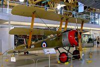 N6302 @ CYYC - Sopwith Triplane Replica [CP101] Calgary~C 22/07/2008