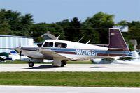 N1015S @ KOSH - Mooney M.20J Model 201 [24-3107] Oshkosh-Wittman Regional~N 30/07/2008 - by Ray Barber