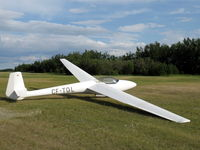 CF-TQL - She's a beauty to fly . . . .  Edmonton Soaring Club, Alberta, Canada - by Barry Mihychuk