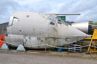 XL164 - XL164 Victor K.2 Nose only Gatwick Aviation Museum - by Keith Morgan