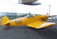 N43RT - Taylor (Bailey/Todd) Titch at the Chico Air Museum, Chico CA