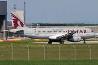 A7-AHO @ VIE - Qatar Airways - by Chris Jilli