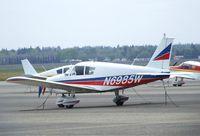 N6985W @ KCIC - Piper PA-28-140 Cherokee at Chico municipal airport