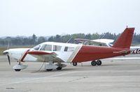 N4096W @ KCIC - Piper PA-32-300 Cherokee Six at Chico municipal airport