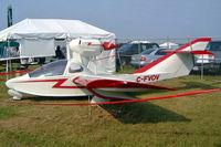 C-FVOV @ CYOO - Pereira Osprey II [925] Oshawa~C 25/06/2005 - by Ray Barber