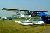 C-GWAQ @ CYOO - Cessna 182P Skylane [182-61984] Oshawa~C 25/06/2005. Marketed as a Sealane. - by Ray Barber