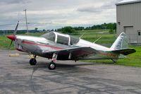 C-FHKV @ CYND - Temco Globe GC-1B Swift [1205] Gatineau~C 18/06/2005 - by Ray Barber