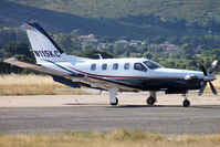 N115KC @ LFKC - Parked. Crashed 19/11/2013 near Auxerre - by micka2b